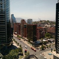 Photo taken at Edificio de la Industria by Esteban I. on 12/26/2014