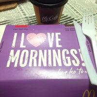 Photo taken at McDonald's by Sheena Mae L. on 2/5/2016