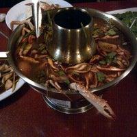 Photo taken at Sukhumvit Restaurant by Erma M. on 2/1/2013
