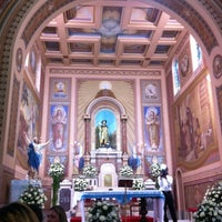 Photo taken at Igreja Matriz São Roque by Andrea S. on 2/2/2013