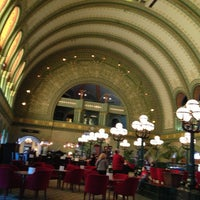 Photo taken at St. Louis Union Station by Steve P. on 3/7/2013