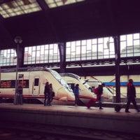 Photo taken at Estación de A Coruña-San Cristovo by Victor G. on 12/20/2012
