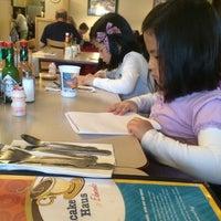 Photo taken at Pancake Haus by Suhyun K. on 2/23/2014