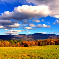 Photo taken at Trapp Family Lodge by Ben O'Brien S. on 10/11/2012