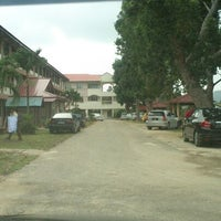 Photo taken at MRSM Kuantan by Zaim K. on 1/1/2014