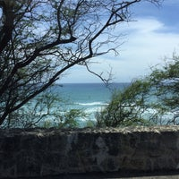 Photo taken at Diamond Head Scenic Point by RadicalRP on 9/15/2016