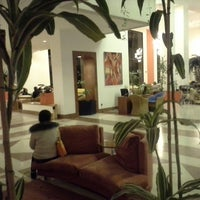 Photo taken at St. Raphael Resort by Cornelia N. on 12/24/2013