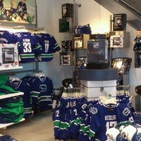Photo taken at Canucks Team Store by Martica J. on 4/27/2013
