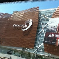 Photo taken at Paradigm Mall by Lit Y. on 1/6/2013