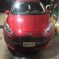 Photo taken at Gasolinera Pemex 7675 by Oasisantonio on 9/25/2015
