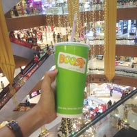 Photo taken at Boost Juice Bar by SITI 🍕 H. on 12/3/2016