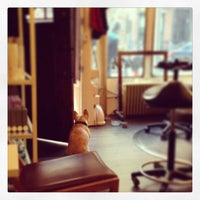Photo taken at Seagull Haircutters by Sutian D. on 1/5/2013