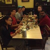 Photo taken at Woodlands Vegetarian Restaurant by Skyler K. on 9/28/2015