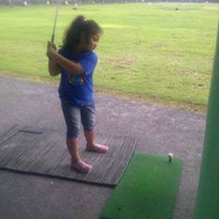 Photo taken at Udayana Golf Driving Range by Nk S. on 1/16/2013