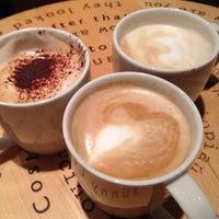Photo taken at Starbucks by Bahar B. on 1/9/2014