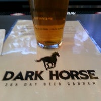Photo taken at Dark Horse Tap & Grille by Chuck L. on 4/20/2013