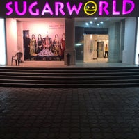 Photo taken at Sugar World, Hurghada. Store of Turkish Sweets by FERHAT D. on 3/1/2014