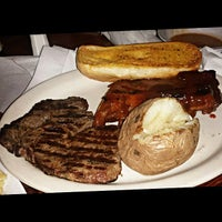 Photo taken at American Steakhouse by Francis S. on 1/7/2015