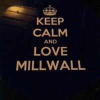 Photo taken at Millwall English Pub by Samet Ş. on 3/16/2015