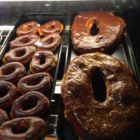 Photo taken at Round Rock Donuts by Jonathan D. on 12/22/2012