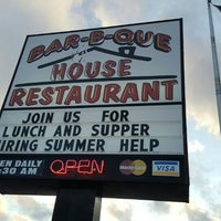 Photo taken at Bar-B-Que House by Christopher G. on 7/1/2016