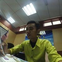 Photo taken at Pejabat Hubungan Universiti dan Industri by Fazren H. on 4/21/2016