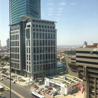 Photo taken at HSBC Genel Müdürlük by Felipe L. on 8/11/2016