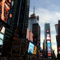 Photo taken at Times Square Alliance by Marylenecab on 4/14/2014