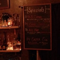 Photo taken at Bar Basic by clinopstk N. on 4/19/2014