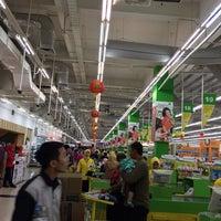 Photo taken at Giant Hypermarket by Roy I. on 2/8/2016