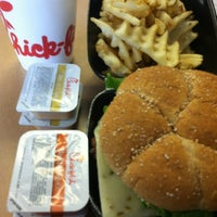 Photo taken at Chick-fil-A by Spencer S. on 2/9/2013
