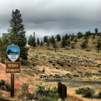Photo taken at Ochoco Wayside State Park by Spencer S. on 5/15/2013