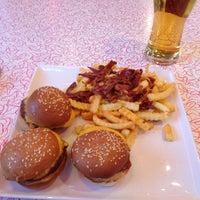 Photo taken at Starlite Diner by Alexander D. on 5/1/2013