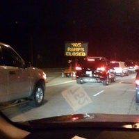 Photo taken at Sepulveda Blvd. Tunnel by Mohammed M. on 3/11/2014