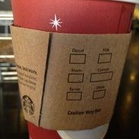 Photo taken at Starbucks by Raeanna on 11/2/2012