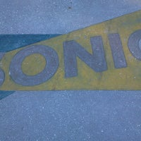 Photo taken at Sonic Drive-In by October K. on 6/7/2014