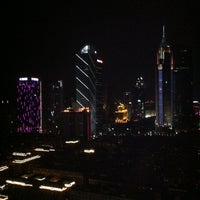 Photo taken at Sheraton Guangzhou Hotel 广州喜来登酒店 by Paul on 6/16/2013
