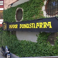 Photo taken at Asador Donostiarra by Alejandro L. on 8/10/2013
