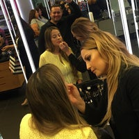 Photo taken at MAC Store by Franklin O. on 2/27/2015
