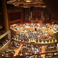 Photo taken at Morton H. Meyerson Symphony Center by Manuel L. on 9/22/2012