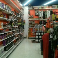 Photo taken at Party City by pedro g. on 9/14/2013