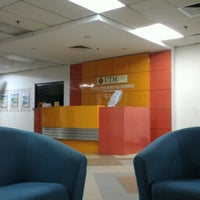 Photo taken at Pusat Komputer UTM (CICT) by Izzah M. on 11/29/2015