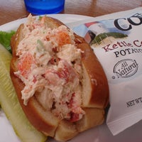Photo taken at Maine Lobster Now by Maine Lobster Now on 11/29/2013