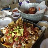 Photo taken at El Jefe Burger Shack by Rene L. on 2/23/2013