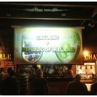Photo taken at Sinnotts Bar by Laura B. on 5/29/2013