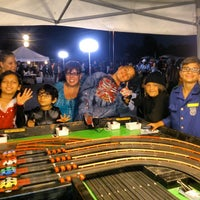 Photo taken at Cerritos Elementary by Racing Party Events on 10/30/2014