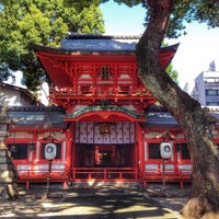 Photo taken at 春日神社 by combat on 11/11/2015