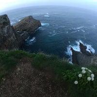 Photo taken at Faro de Cabo Vidio by Дария Б. on 11/19/2015