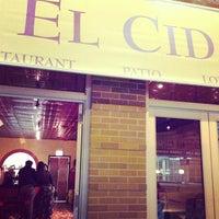 Photo taken at El Cid #2 by Matt D. on 7/29/2013