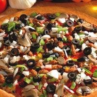 Photo taken at Pamore Pizza - La Cienega by Pamore Pizza - La Cienega on 10/3/2013